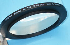HELIOPAN Step Up Ring 67mm - 82mm Filter Ring Adapter #132, 67 82  H9