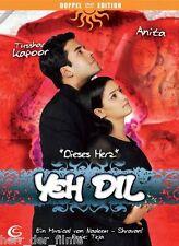 YEH DIL, Dieses Herz (Tusshar Kapoor, Anita) 2 DVDs OVP