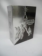 Star Wars Trilogy (A New Hope / The Empire Strikes Back / Return of the Jedi)