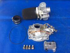 582 Rotax Engine Single Carburetor Setup CARB INTAKE ROTARY VALVE FUEL PUMP ETC