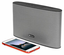 Rockville RockWave Rechargeable Portable Slim Bluetooth Speaker w/USB/TF/FM