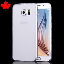 Case for Samsung Galaxy S6 - Superior / Best Quality Clear TPU Gel Case