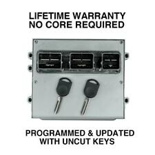 Engine Computer Programmed with Keys 2004 Ford Truck 4L3A-12A650-PE PBN4 4.6L