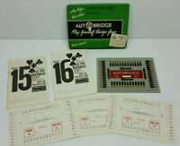 Autobridge Play Yourself Bridge Vintage Card Games Strategy Practice How to Play