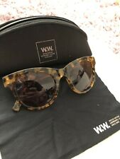 Wood Wood Gemini Sunglasses in Tortoiseshell RRP £110