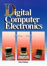 Digital Computer Electronics by Albert P. Malvino; Jerald A. Brown