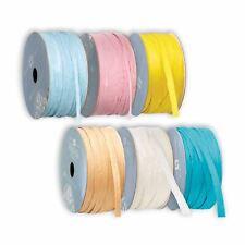 Pastel Paper Raffia Ribbon Assortment (6 Spools)