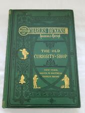 Charles Dickens 1872 Illustrated The Old Curiosity Shop Household Edition