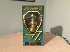LIVING DEAD DOLL OZ VARIANT BRIDE OF VALENTINE AS TIN MAN BY MEZCO  BNIB SEALED