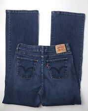 Vintage Levis 512 High Waist Perfectly Slimming Bootcut Jeans Size 12 28W 31L