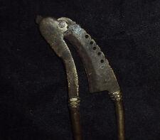 """(eA6679) Tibet : Old """"Betel Nut Cutter"""" - Cortador de nueces de Areca para Betel"""