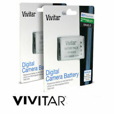 2X EN-EL5 BATTERY PACK For Nikon COOLPIX P510 P520 P530 P90 DIGITAL CAMERA