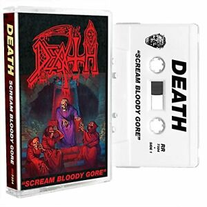 Death - Scream Bloody Gore - Cassette - RR73249 - NEW