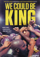 WE COULD BE KING (DVD)
