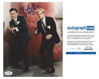 "Robert Vaughn ""The Man from U.N.C.L.E."" AUTOGRAPH Signed 8x10 Photo ACOA"