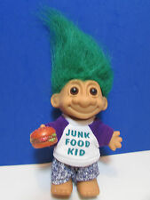 "Junk Food Kid - 5"" Russ Troll Doll - New In Original Wrapper"