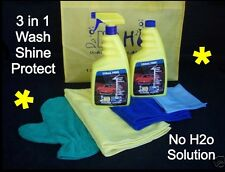 No H2o Waterless Car Wash - Big Value Pack