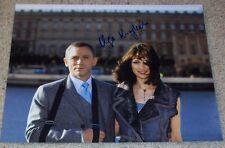 OLGA KURYLENKO SIGNED QUANTAM OF SOLACE 11x14 PHOTO w/PROOF AUTOGRAPH F