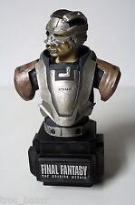 "Buste résine Final Fantasy ""The Spirit Within"" Gray Edwards 19 cm"