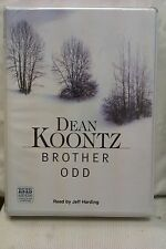 Brother Odd by Dean Koontz: Unabridged Cassette Audiobook (JJ2)
