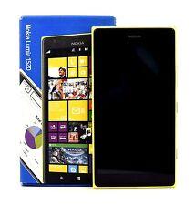 """USED - Nokia Lumia 1520 Yellow RM-937 (FACTORY UNLOCKED) 6"""" , 32GB , 20MP"""