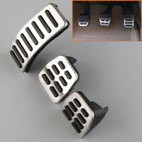 Sport MT Clutch Brake Pedal Interior Set For VW Golf Jetta MK4 Bora Polo Beetle