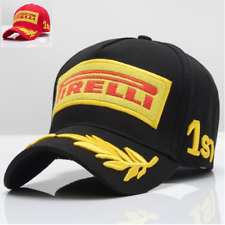 Baseball Cap Hat Pirelli 1st With 3D Embroidery Racing,MOTO GP,Motorcycle Unisex