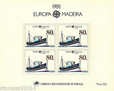 PORTUGAL  / MADEIRA  EUROPA CEPT (1988)   MNH