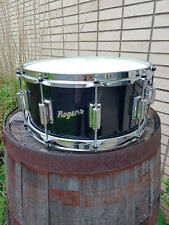 """Rogers Dyna-Sonic 6.5"""" x 14"""" Classic Snare Drum """"Beavertail Lugs"""" Red Onyx USA"""