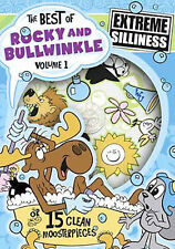 The Best of Rocky and Bullwinkle - Vol. 1 (Dvd, 2006)