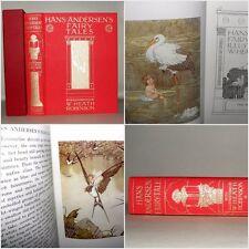 Hans Andersen's Fairy Tales - Folio Society, 2007, HB/ Slipcase, Illustrated.