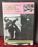 Nemico Pubblico (1931) DVD Nuovo Sigillato  William A. Wellman James Cagney
