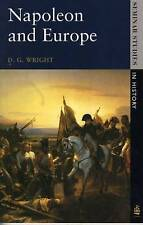 Napoleon and Europe (Seminar Studies in History Series)-ExLibrary