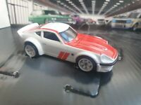 Hot wheels Fairlady Z Nissan Garage Premium Exclusive