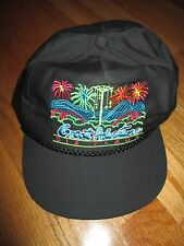 Vintage '92 Six Flags GREAT ADVENTURE Roller Coasters (Adjustable Snap Back) Cap