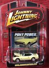 Johnny Lightning Pony Power 1967 Chevy Camaro RS/SS Convertible 1:64 scale