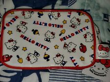 Hello Kitty Vintage Pouch 35th Anniversary NWT