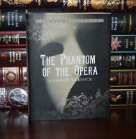 Phantom of the Opera by Gaston Leroux New Deluxe Hardcover Classics Gift