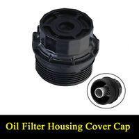 Oil Filter Housing Cover Cap Assembly For Toyota Corolla Lexus Scion 15620-37010