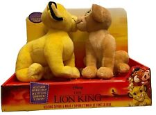 Disney's The Lion King Kissing Plush - Simba & Nala