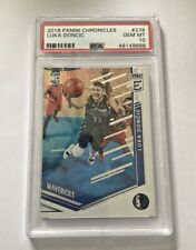 2018 Panini Chronicles #278 Luka Doncic RC Rookie Mavericks PSA 10 GEM MINT