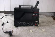 Pallas 606 Soundmatic Sound Projector Ton Filmprojektor Super 8 Japan