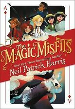 Magic Misfits: The Magic Misfits 1 by Neil Patrick Harris Hardcover story