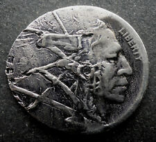 """HOBO NICKEL    BY PAUL BISHOP """"RED POWER NOW""""  HBXXX SERIES"""
