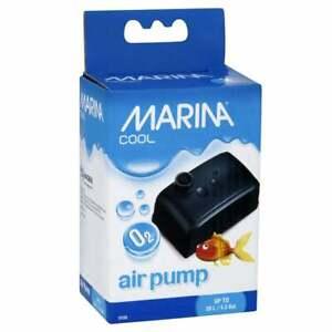 Marina Cool 20L Air Pump (4.5 Gallons) 33/15 O2 Quiet Powerful Oxygen Goldfish