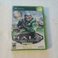 Halo: Combat Evolved Original Xbox Game of the Year, Not For Resale - Complete