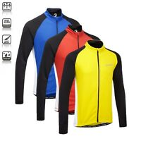 Tenn Unisex Winter Weight II Long Sleeve Cycling Race Jersey