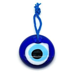 3cm Glass Hanging Turkish Evil Eye Nazar Boncuk Greek Good Luck Protection