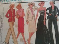Size 10 Vintage 1972 pattern