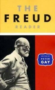 The Freud Reader - Paperback By Freud, Sigmund - VERY GOOD